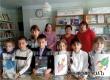 Школьники в библиотеке поучаствовали в викторине «Звездный марафон»