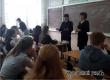 Дискуссия со школьниками затронула тему правовой культуры среди подростков