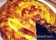 Пирог из блинов с бананами, творогом и цукатами – рецепт дня от «АУ»