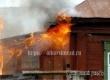 Пожар в Даниловке частично повредил кровлю веранды дома