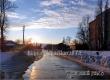 Синоптики обещают ясную погоду с температурой ночью до -18°С