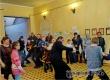 В храме Аткарска прошел Зимний праздник с народными забавами и блинами