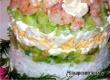 Рецепт дня от «Уезда»: салат с рисом и креветками со вкусом суши