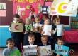 Школьники из Большой Екатериновки представили свои любимые буквы