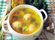 Вкусный суп с болгарским перцем и сырными шариками – рецепт от «АУ»