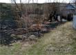 Выжигание сухой травы в Аткарске уже дважды привело к пожарам