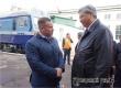В Аткарске паровоз-памятник перенесут на Привокзальную площадь
