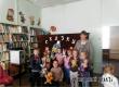 Детсадовцам в библиотеке рассказали историю создания книги