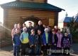 Ученики Воскресной школы Аткарска посетили Пещерный монастырь