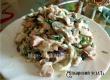 Рецепт дня от «Уезда»: Салат с куриной грудкой и шампиньонами