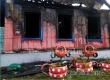После пожара многодетной матери из Аткарска нужна помощь