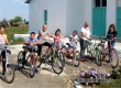 В селе Даниловка провели велопрогулку «Спорт продлит нам жизнь»
