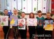 В Даниловке состоялся конкурс рисунков о Деде Морозе