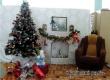 Аткарский КЦСОН нарядил к Новому году 13 елочек и создал фотозону