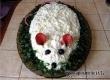 Новогодний салат «Белая мышка» – рецепт дня от «Уезда»