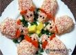 Салат «Веселые мышки» из сыра – рецепт дня от «Уезда»