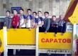 Аткарские ватерполисты взяли серебро на турнире в Саратове