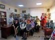 Новогодний разгуляй в библиотеке, или Как Баба Яга читать полюбила