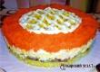 Слоеный салат «Шпротка» на новогодний стол – рецепт дня «АУ»