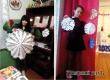 В Даниловке состоялся конкурс необычных снежинок