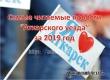 ТОП-10: самые популярные новости «Аткарского Уезда»-2019