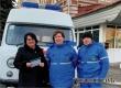 Автопарк Аткарской районной больницы пополнился новым УАЗом