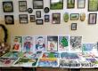 Аткарчан приглашают в библиотеку на выставку детских рисунков