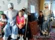 В сочельник служба «Милосердие» провела социальную акцию