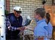 В Аткарском районе началась акция «Телефоны фронтовикам»
