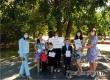 Аткарский КЦСОН провел в парке акцию «Дети против террора»