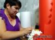 Аткарская мастерица своими руками создает эксклюзивные светильники