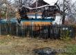Из-за неисправности дымохода сгорела баня на улице Петровской