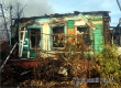 В Аткарском районе горели склад, сарай и жилой дом