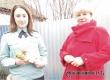 В Даниловке поздравили односельчанку с Днем судебного пристава