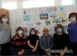 В КЦСОН ко Дню народного единства проходит выставка детских рисунков