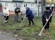 В Аткарском районе стартовал месячник по благоустройству