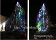 В центре села Даниловка вновь зажглась огнями новогодняя елка