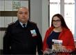 Сотрудники полиции вручили аткарчанам памятки по мошенничеству