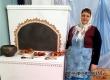 Жители Большой Екатериновки побывали «В гостях у печки»