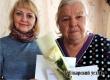 Сотрудники КЦСОН поздравили с 90-летием Пелагею Дмитриеву