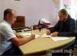 Благочинный встретился с новым директором дома-интерната