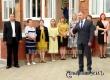 Виктор Елин поздравил с Днем знаний учащихся школы № 1 Аткарска