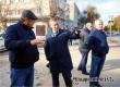 Виктор Елин поручил привести в порядок дорогу на улице Советской