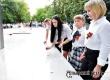 Сотрудники Аткарского КЦСОН поучаствовали в акции «Свеча памяти»