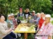 «Серебряные» волонтеры КЦСОН посетили Емельяновский лес