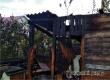 В Аткарске из-за неосторожного обращения с огнем вспыхнул сарай