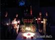В селе Большая Екатериновка прошла акция «Свеча памяти»
