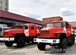 Аткарские огнеборцы получили новый автомобиль «Урал»