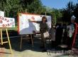 Библиотекари провели на День города акцию «Родному городу виват!»