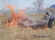 Пожарные призвали аткарчан к безопасности в майские праздники